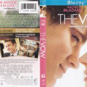 The Vow (2012) – Front DVD Cover