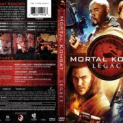 Mortal Kombat Legacy: Season 1 (2011) WS R1