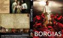 The Borgias: Season 3 (2013) R0 Custom