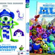 Monsters University (2013) R0 Custom