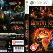Mortal kombat Komplete Edition (2012) PAL