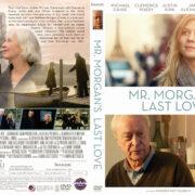 Mr. Morgan's Last Love (2013) R1 Custom DVD Cover