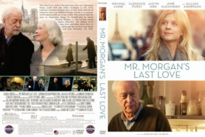 Mr. Morgan's Last Love dvd cover
