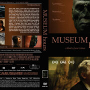 Museum Hours (2013) R1 Custom DVD Cover