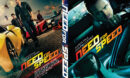 Need for Speed (2014) Custom DVD Cover