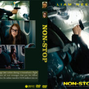 Non-Stop (2014) Custom DVD Cover
