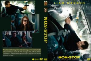 non-stop dvd cover