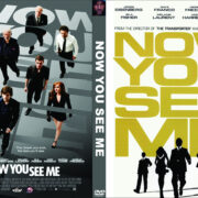 Now You See Me (2013) R0 Custom