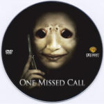 One Missed Call (2008) Custom CD Cover