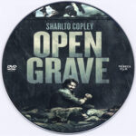 Open Grave (2013) Custom CD Cover