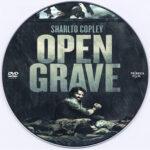Open Grave (2013) Custom CD Cover