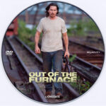 Out Of The Furnace (2013) Custom CD Cover