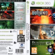 Outland - From Dust - Beyond Good & Evil HD (2011) PAL