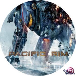 Pacific Rim (2013) R0 Custom - Movie DVD - CD Label, DVD ... Pacific Rim 2013 Dvd Cover