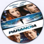 Paranoia (2013) Custom CD Cover