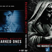 Paranormal Activity: The Marked Ones (2014) Custom DVD Cover