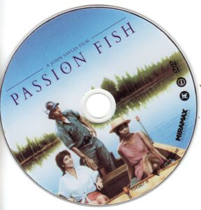 Passion fish 1992 r4 movie dvd cd label dvd cover for Passion fish movie