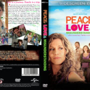 Peace, Love and Misunderstanding (2011) R1 Custom – Front Cover