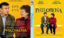 Philomena (2013) Custom DVD Cover