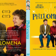 Philomena (2013) Custom DVD Cover