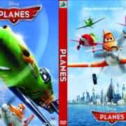 Planes (2013) R0 Custom