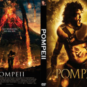 Pompeii (2014) Custom DVD Cover