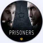 Prisoners (2013) Custom CD Cover