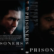 Prisoners (2013) R0 Custom DVD Cover