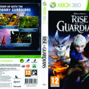 Rise of the Guardians (2012) PAL