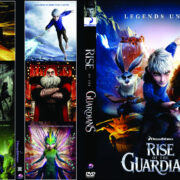Rise Of The Guardians (2012) R0 Custom