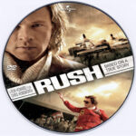Rush (2013) Custom CD Cover