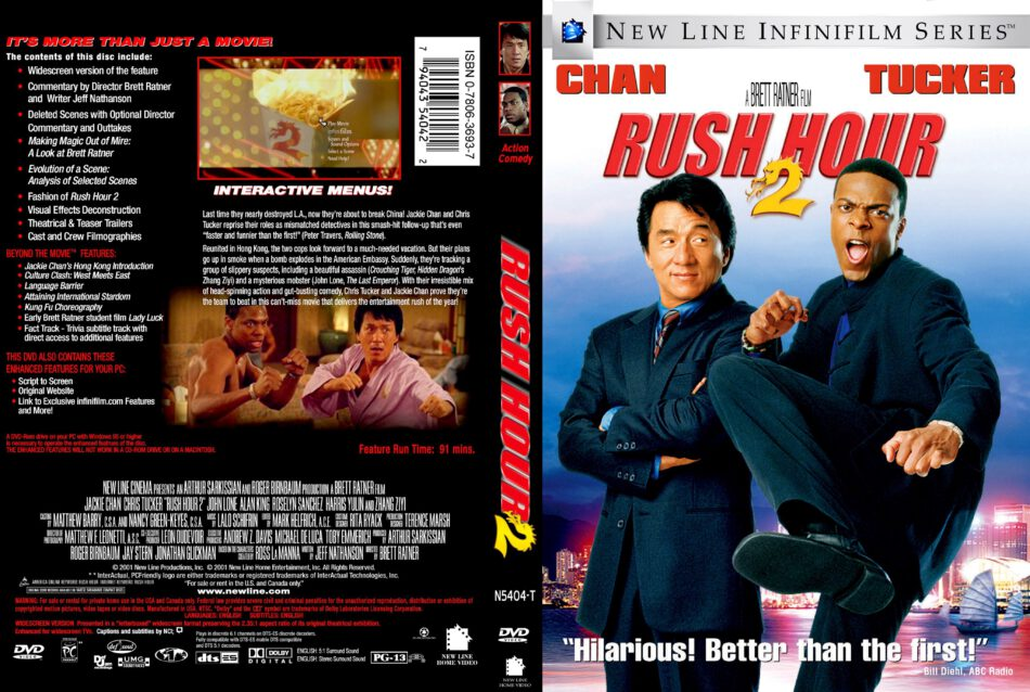Rush Hour 1 Ganzer Film Deutsch