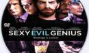 Sexy Evil Genius (2013) R0 Custom DVD Label