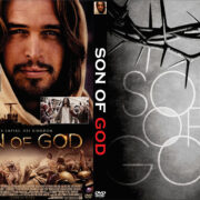 Son of GOD (2014) Custom DVD Cover