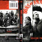 Sons of Anarchy: Season 4 (2012) WS R1