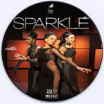 Sparkle (2012) – CD Label