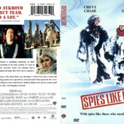 Spies Like Us (1985) FS R1