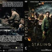 Stalingrad (2013) R1 Custom DVD Cover