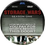 Storage Wars: Seasons 1-2-3 Custom dvd/blu-ray labels