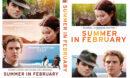 Summer in February (2013) Custom DVD Cover
