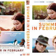 Summer in February (2013) Custom DVD Cover