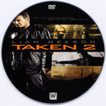 Taken 2 (2012) R0 – CD Label