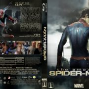 The Amazing Spider-Man 3D – Front DVD Cover