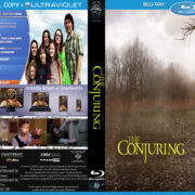 The Conjuring (2013) R1 Custom Blu-Ray DVD Cover