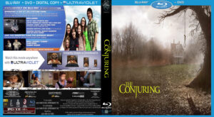 the conjuring(2013) R1 (Blu-Ray Movie  )