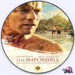 The Impossible (2012) R0 Custom DVD Label