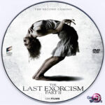 The Last Exorcism: Part 2 (2013) R0 Custom DVD Label