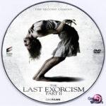 The Last Exorcism: Part 2 (2013) R0 Custom DVD Label