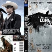 The Lone Ranger (2013) R0 Custom