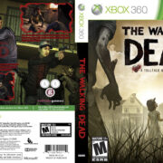 THE WALKING DEAD – Front Custom Cover